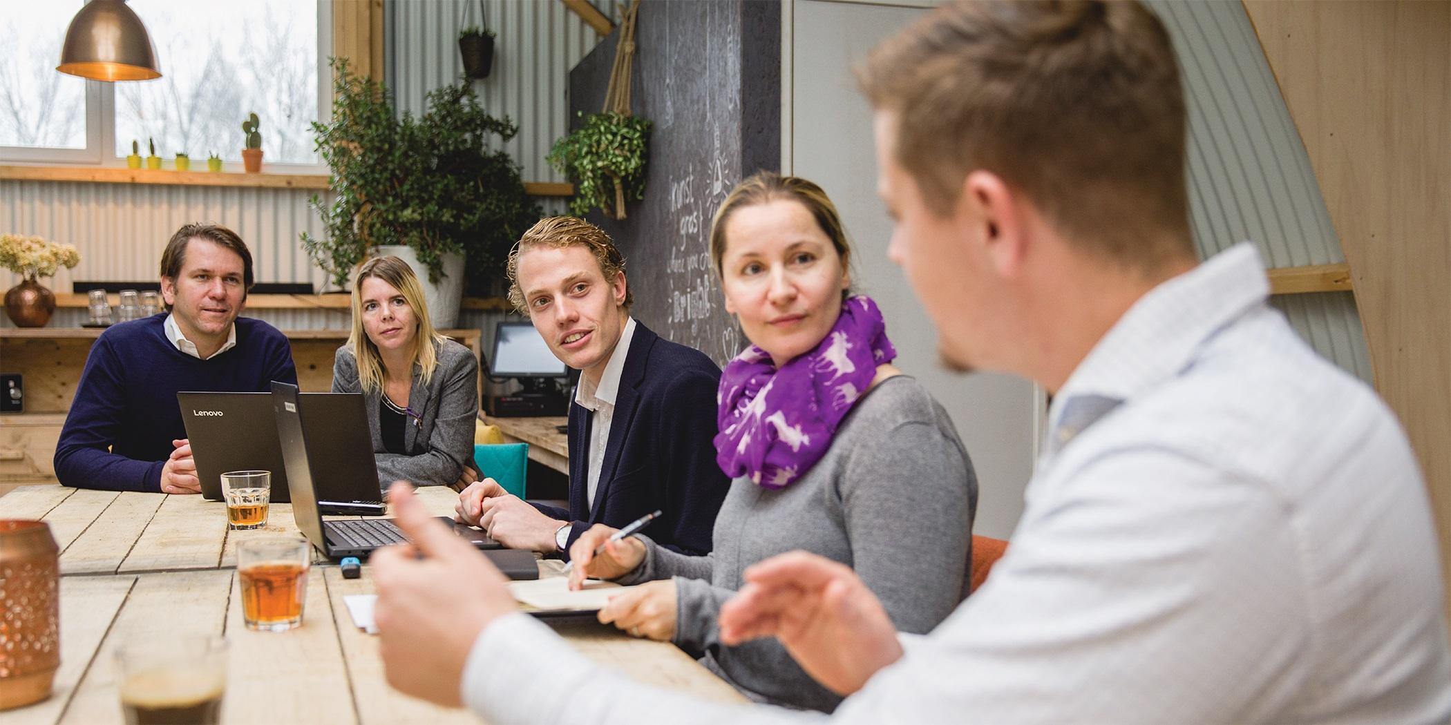Escape Room Amsterdam personeelsuitje