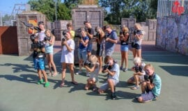 Laser Tag Kids Party Amsterdam