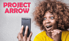 online game project arrow